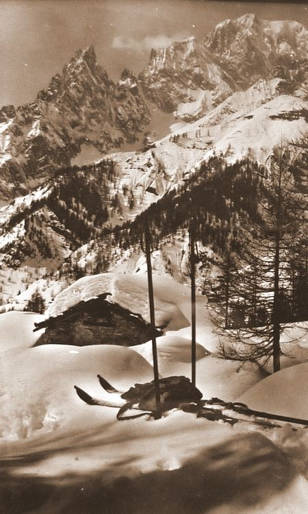 Sci in Val Ferret
